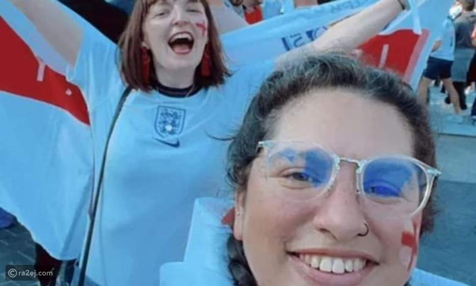 ذهبت لتشجيع فريقها المفضل في يورو 2020 ففصلت من العمل والسر سوء الحظ!