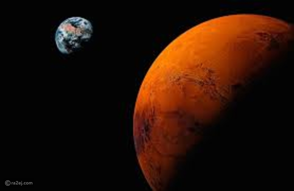 كوكب المشتري وكوكب الأرض