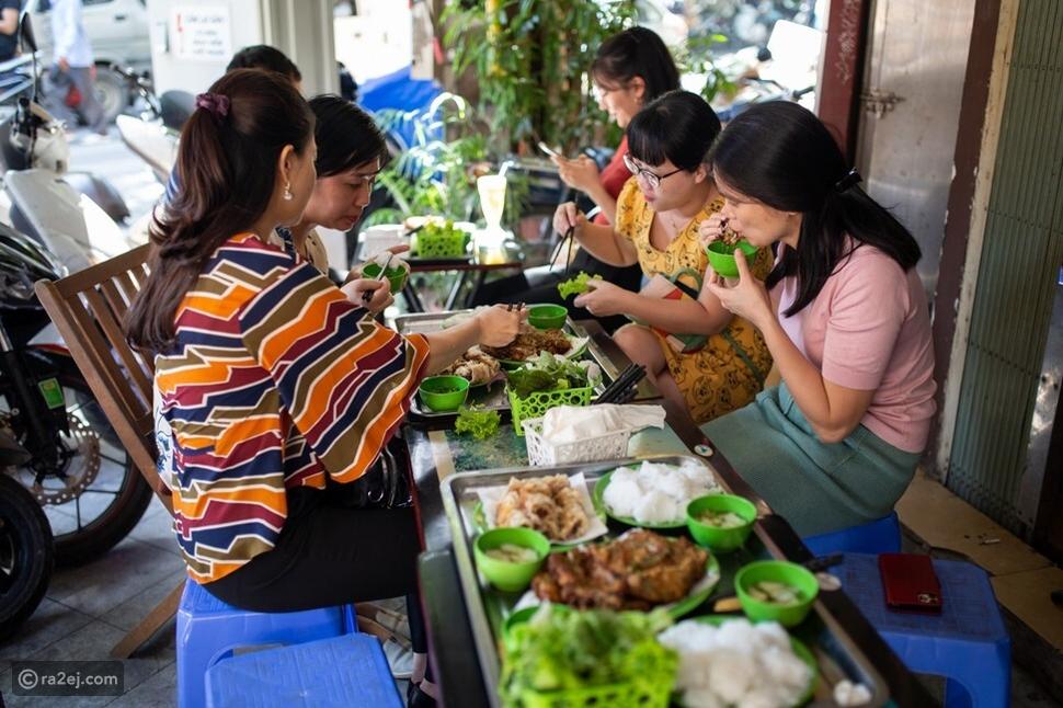 أومليت الدود: أغرب وجبة للتجربة في مطابخ فيتنام