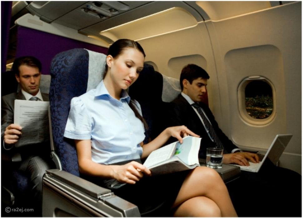 المقعد الذي تختاره على متن الطائرة يكشف بعض الأمور عن شخصيتك