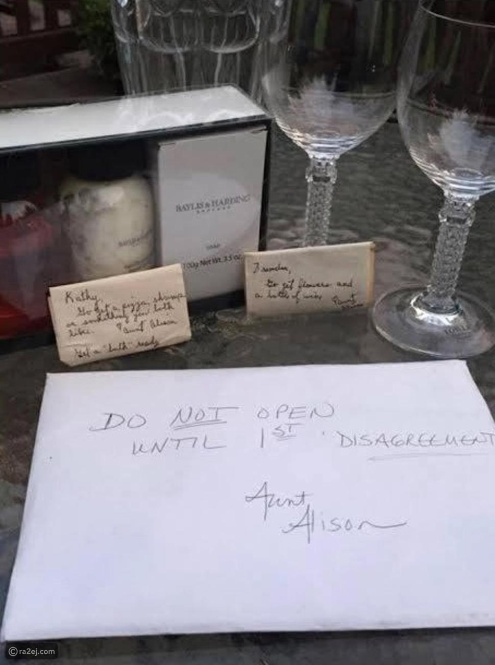 زوجان ينتظران 9 سنوات لفتح هدية الزفاف ولكن كانت المفاجأة في الداخل!