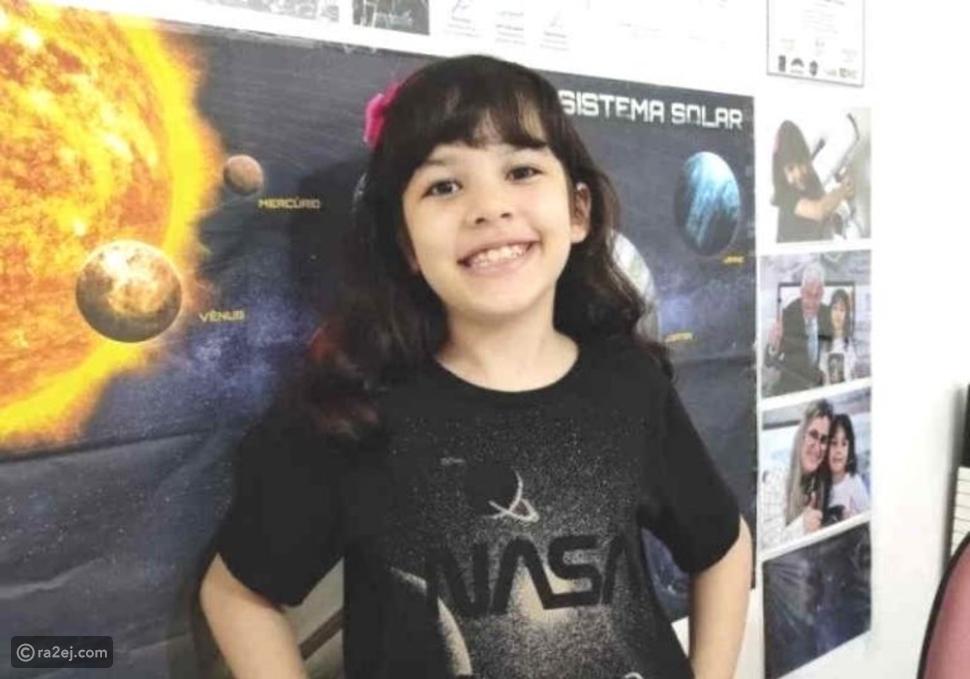 طفلة تحطم الرقم القياسي كأصغر فلكية في وكالة ناسا