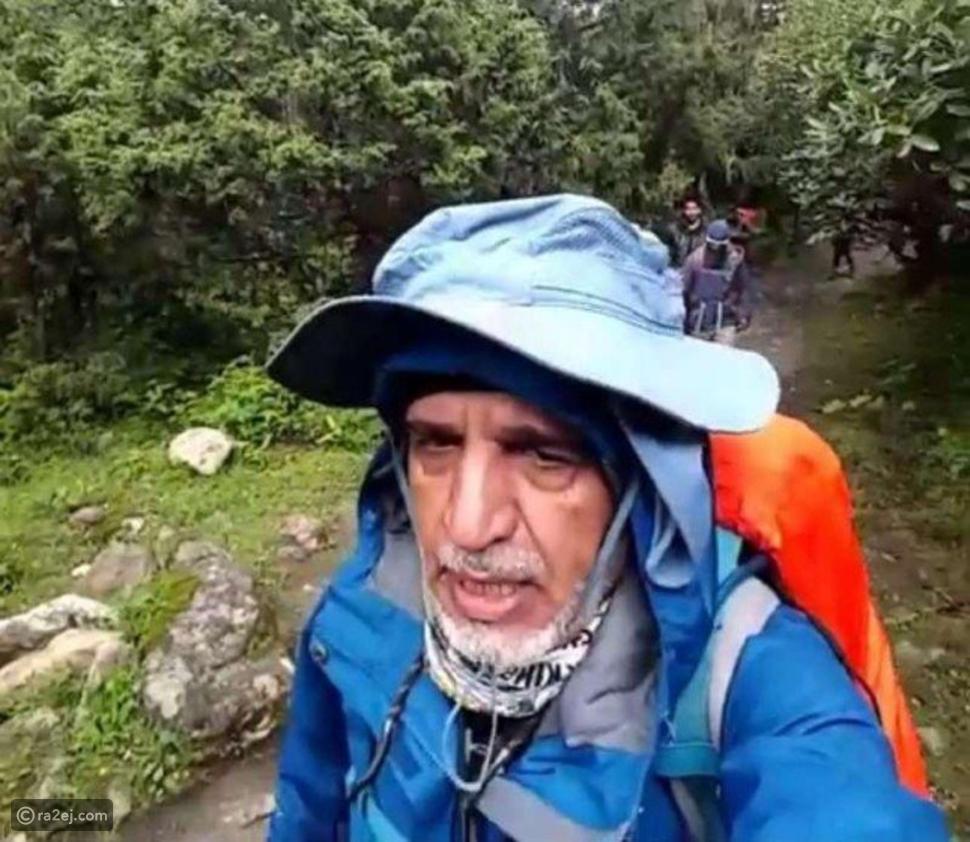 بالصور: شيخ سعودي يتسلق قمة إفرست بعد تخطيه السبعين من عمره!