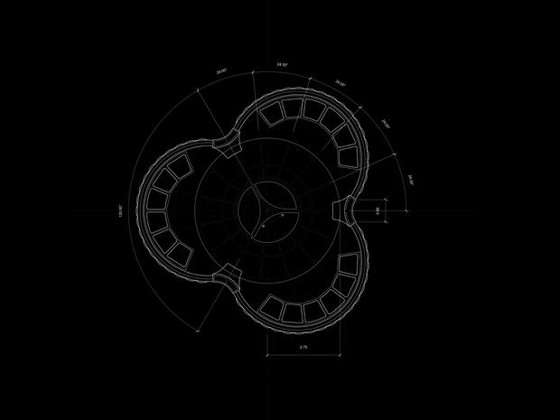 وحدات مدينة القمر
