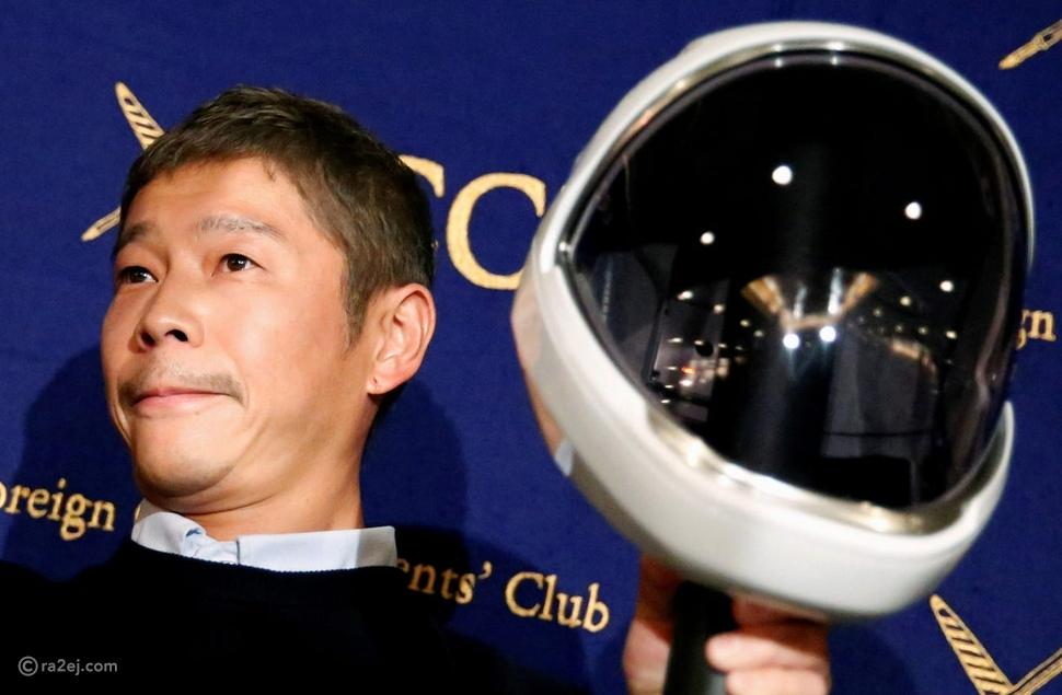 ملياردير ياباني يمنح متابعيه على تويتر ملايين الدولارات لسبب غريب!