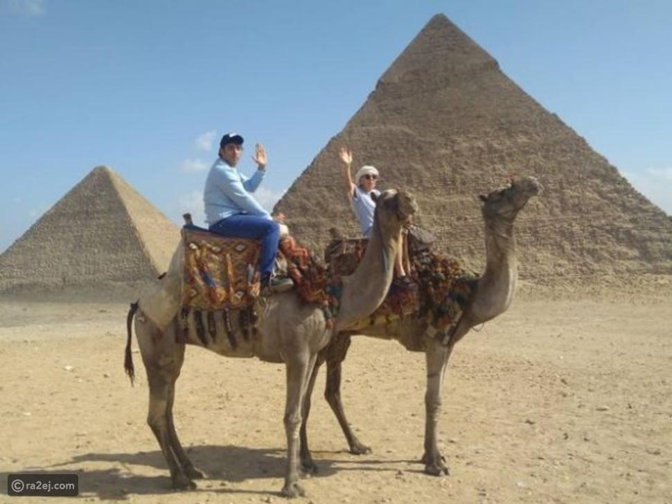 بداية قصة حب محمد وإيريس