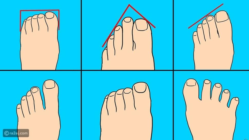 تحليل شخصية: شكل قدميك يخبرك الكثير عن صفاتك الشخصية