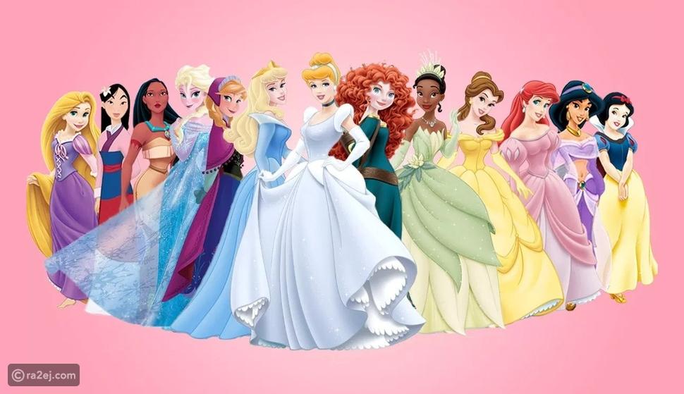 قصة الأميرات السبع