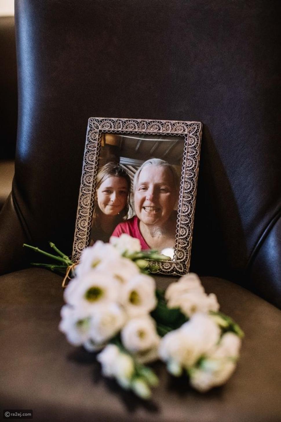 صور: فتاة تحتفل بزفافها رغم وفاة والدتها قبل ساعات.. ما فعلته حزين