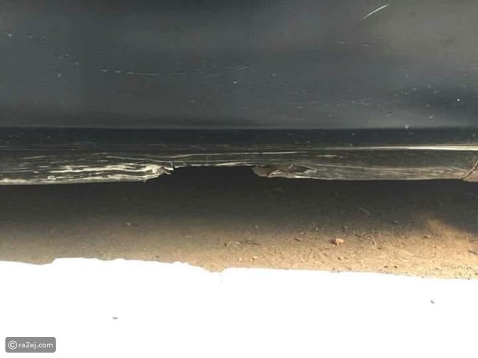 وهم بصري يثير حيرة الإنترنت: باب سيارة أو شاطئ بحر؟