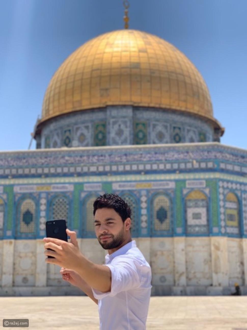 نجوم الفن يتضامنون مع أحداث فلسطين: كلنا معكم يا أبناء الكرامة