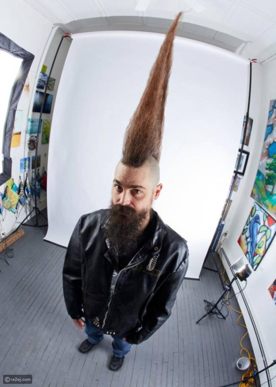 أمريكي في غينيس العالمية بسبب شعره: محاولاته لم تنجح إلا بعد 13 عاماً