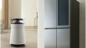 انضم إلى عالم LG التكنولوجي المدهش بإضافة روبوت وثلاجة ذكية إلى منزلك!