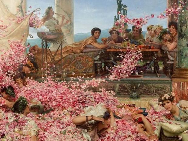 6- ارتبطت الورود الحمراء بالحب منذ روما القديمة