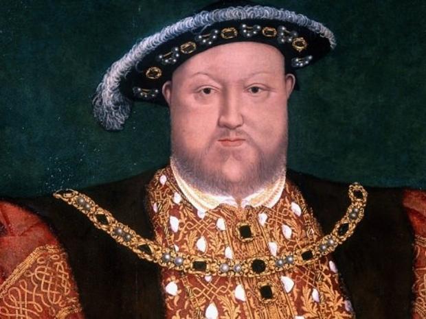 3- هنري الثامن هو من اختار تاريخ الاحتفال بالفالنتين