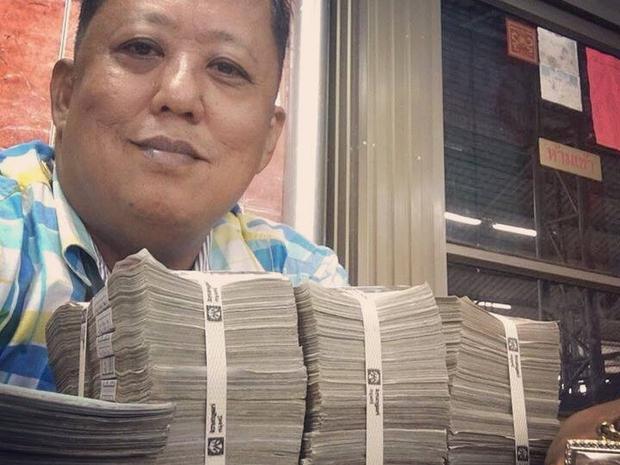 الثري التايلاندي