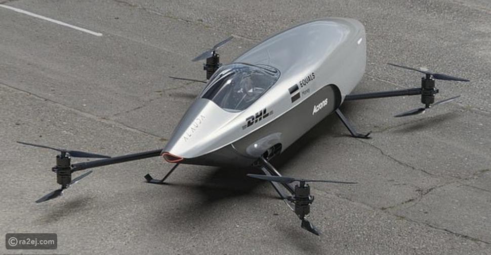 تصنيع أول سيارة طائرة للسباقات الجوية في العالم
