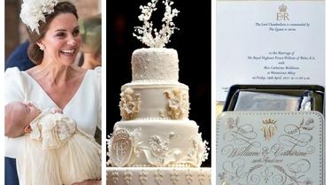 ماذا ستفعل إذا عرضت كعكة زفاف الأمير ويليام وكيت لتأكلها بعد 7 سنوات