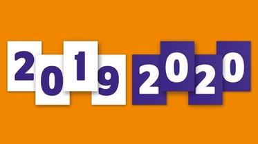 كيف تصف 2019 في كلمة واحدة؟