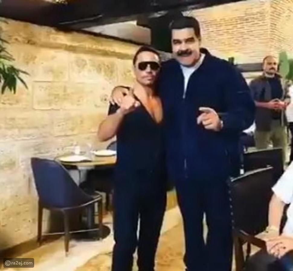 """الطباخ التركي الشهير """"غوكشيه"""" يقدم طعامه لرئيس هذه الدولة"""