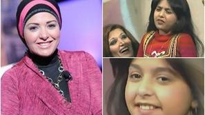 فيديو نادر للنجمة صابرين بأول ظهور لها في مرحلة الطفولة.. لقطات مدهشة!