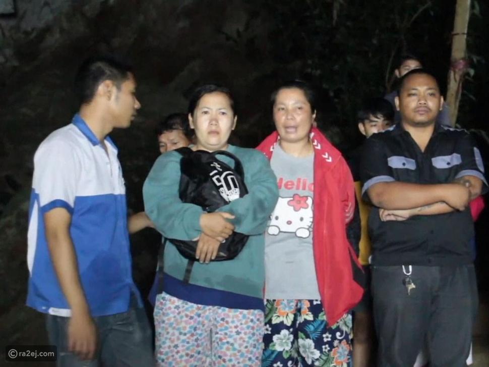بالفيديو والصور: كهف يبتلع فريق كرة قدم في تايلاند!