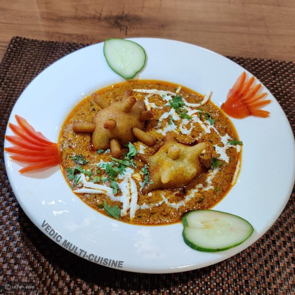 فيديو وصور: أكلات هندية مبتكرة مستوحاة من فيروس كورونا