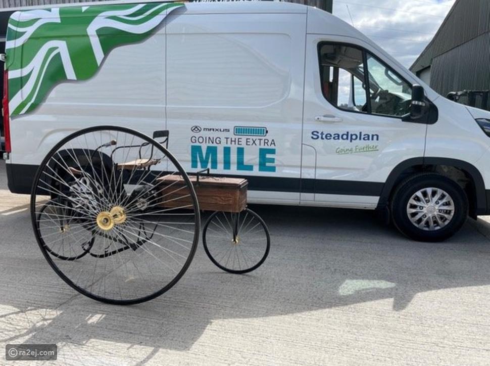 بعد 140 عاماً: إعادة قيادة أول سيارة كهربائية في العالم