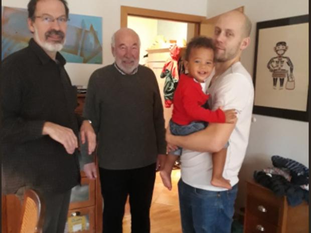 تحدي الأجيال الأربعة