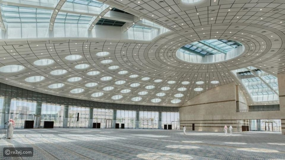 مسجد بلا أعمدة في السعودية: تعرفوا على المصمم المشرف على هذه التحفة