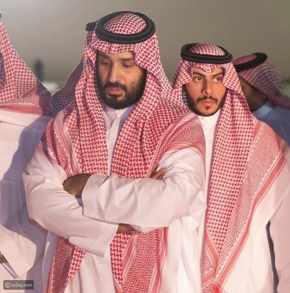 فيديو وصور: حارس الأمير محمد بن سلمان يسبب جدل واسع: فمن هو؟