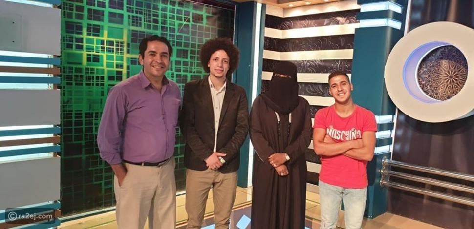 فيديو: إعلامية سعودية بالنقاب لأول مرة على تليفزيون مصري: هذا ما قالته