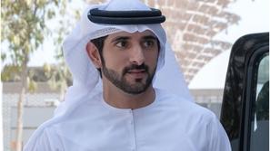 فيديو: الإبل ترد على نداء ولي عهد دبي لها وتقدم له هدية غير متوقعة