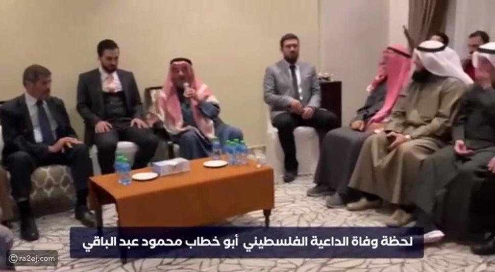 فيديو مؤثر: لحظة وفاة داعية إسلامي بعد نطق الشهادة أمام الناس