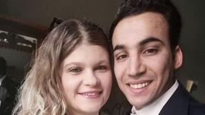 شاب عربي يتزوج من فتاة إيطالية في أكبر بؤرة لفيروس كورونا
