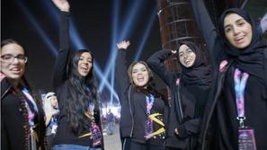 Galaxy Racer: أول فريق نسائي للرياضات الإلكترونية يبدأ من دبي