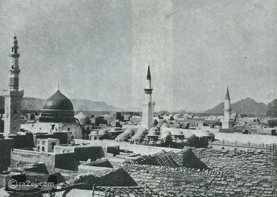 فيديو نادر للمسجد النبوي الشريف قبل 50 عاماً: لقطة تُذيب القلوب