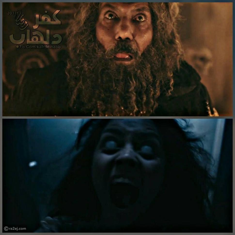 """شعور جمهور مسلسل """"كفر دلهاب"""" أثناء مشاهدة لقطات الرعب التي تتضمنها الحلقات"""