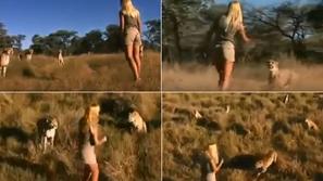 ناشيونال جيوغرافيك تشتري فيديو لفتاة بين النمور في الغابة بمليون دولار