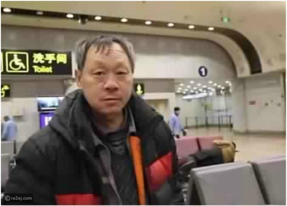 عجوز في الـ53 يقيم في أحد المطارات لمدة 10 سنوات.. وهذه قصته