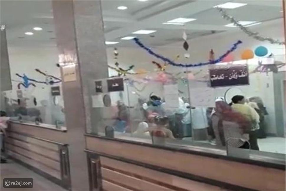 أطباء يتجاهلون المرضى لاقامة حفل