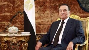 آخر ظهور للرئيس محمد حسني مبارك: هكذا رافق حفيده في الأيام الأخيرة