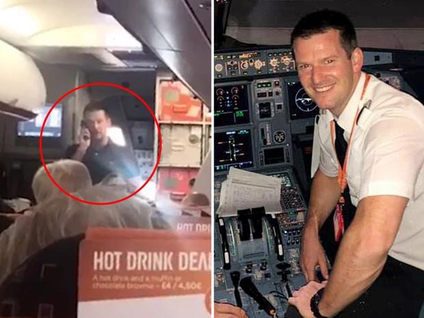 مايكل طيار خارج الخدمة