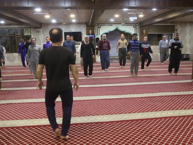 مسجد بهشت