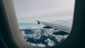 رد فعل ركاب طائرة اعتقدوا أن الموت يقترب