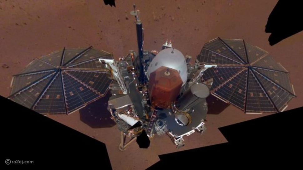 فيديو: أول سيلفي للمسبار إنسايت على المريخ
