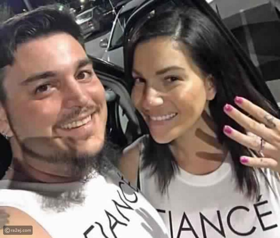 فيديو.. طريقة غريبة ومرعبة لطلب الزواج في مدينة الملاهي