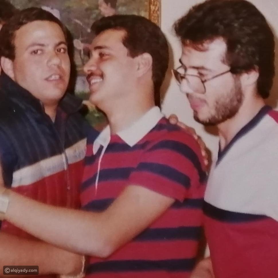 فيديو: سبب كوميدي وراء تمسك طلعت زكريا بالشارب وصورة نادرة جدًا بدونه