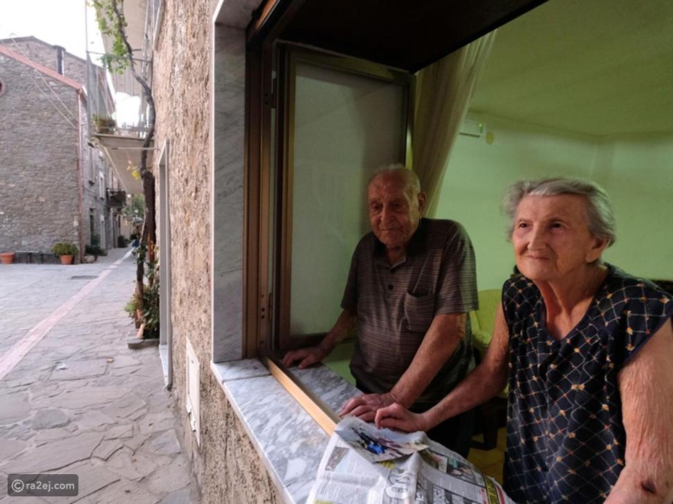 بالفيديو: مواطنو هذه القرية الإيطالية تزيد أعمارهم عن مائة سنة.. وهذا هو السر!